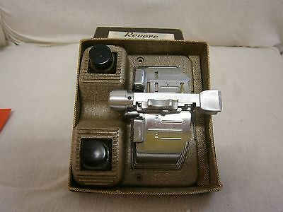 Vintage Revere Film Splicer 8Mm & 16Mm  -Vgc