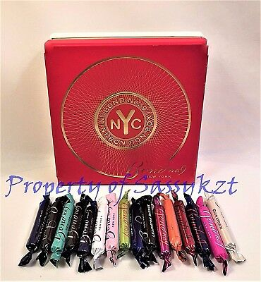 Men's & Women's Bond No. 9 Sample Vials -Choose your fragrance Combined Shipping