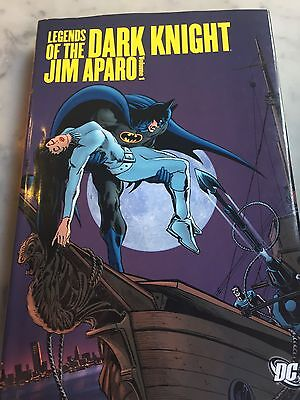 Jim Aparo Volume 1 Legends Of The Dark Knight DC HC (Rare and OOP Hardcover)