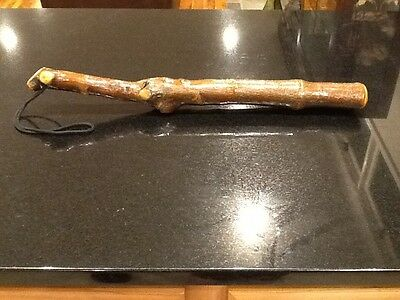 Vintage Hazel Fighting Stick