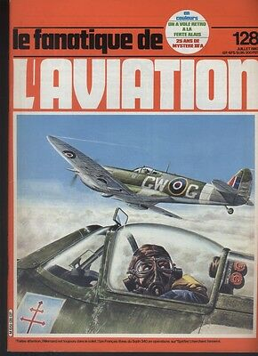 (173) Le fanatique de l'aviation N° 128