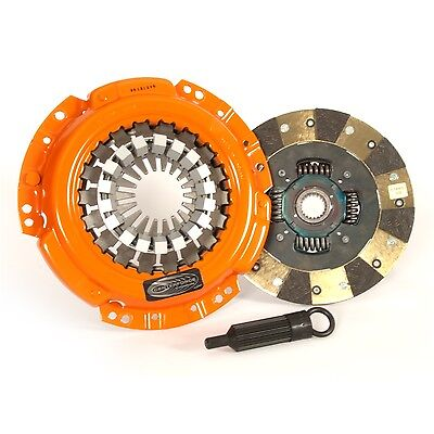 Centerforce DF517010 Dual Friction Clutch Pressure Plate And Disc Set