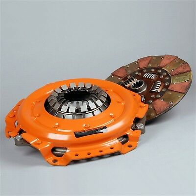 Centerforce DF098391 Dual Friction Clutch Pressure Plate And Disc Set
