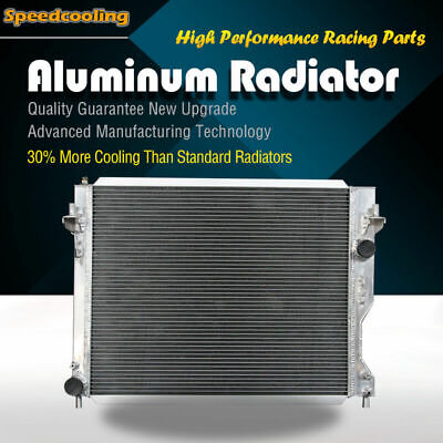2789 3ROW Aluminum Radiator For Ford Mustang V6 3.7 3.9 4.0 V8 4.6 5.0 2005-2014