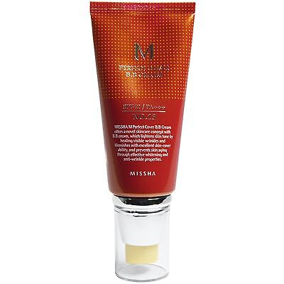 Missha, M Perfect Cover BB Crema, No. 23 Beige Natura cosmetica coreana bb cream