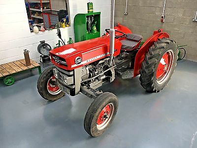 Massey Ferguson 130 Very Rare Model To top of any  Vintage Collection