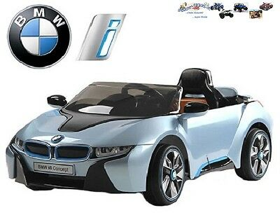 kinder elektro auto bmw i8 kinderauto elektrofahrzeug. Black Bedroom Furniture Sets. Home Design Ideas