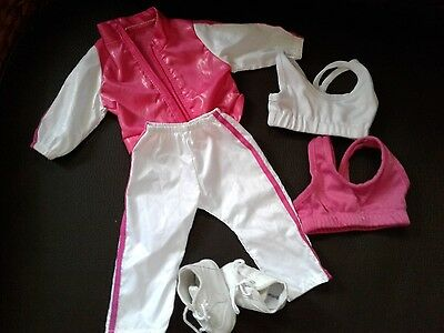Doll Clothes ~ Activewear Set/ Ice Skate/Christmas dress/ for 18 American Girls