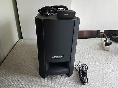 Bose CineMate Series II 2 - Digital Home Cinema System.