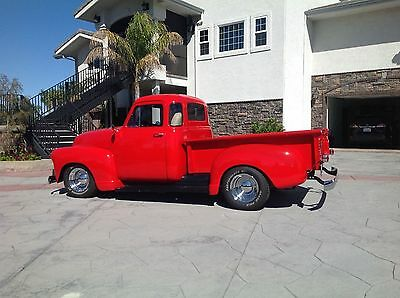 1953 Chevrolet Other Pickups Deluxe Cab, 5 window 1953 Chevy 3100 Pickup Deluxe Cab, 5 window