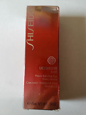 Shiseido Ultimune Eye Power Infusing Eye Concentrate 15 ml