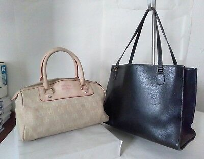 Lot of 2 Rehab Handbags Dooney and Bourke and Kate Spade