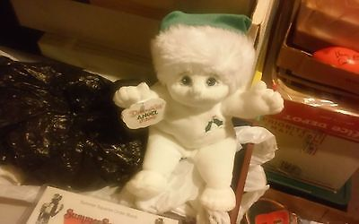 Dreamsicles Christmas Angel Hugs stuffed animal