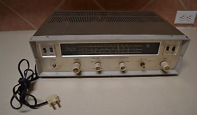 Rare and Vintage Kenwood Trio WE-8S Stereo Receiver