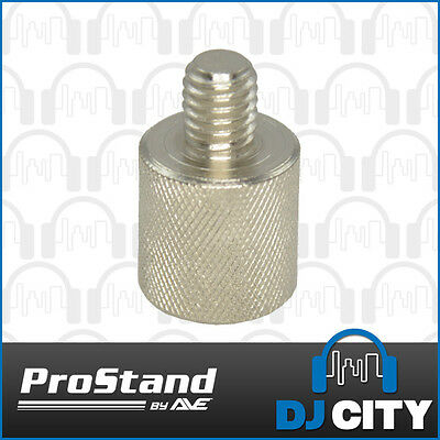 Prostand Microphone Thread Adapter 5/8 to 3/8 Converter for Mic Stands / Clips