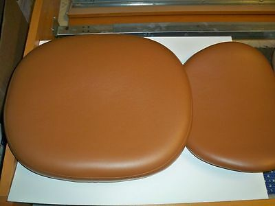 A-Dec 1601 Doctors Stool Upholstry Set. NEW, out of packaging. CURRY Colored