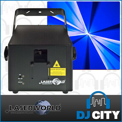 Laserworld Club Series CS-2000RGB Analogue Colour Laser 2000mW Full Colour