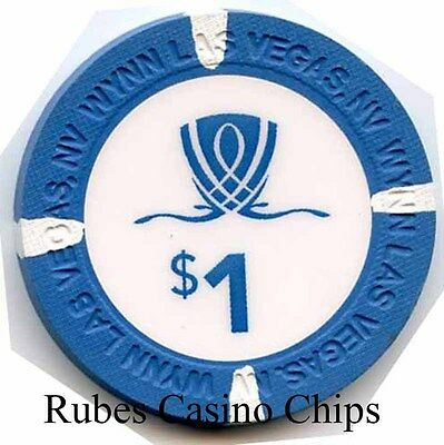 1.00 Chip from the Wynn Casino in Las Vegas Nevada