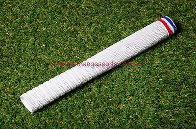 1 X WHITE WITH RED + BLUE RING PLAYERS BAND PYRAMID COMBO PREMIUM Grade grip