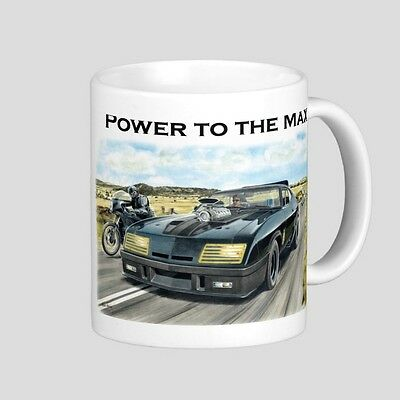 MAD MAX   XB  GT  INTERCEPTOR      QUALITY  11oz.  MUG