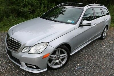 2011 Mercedes-Benz E350 4Matic Wagon - AMG Rims - 64K Miles - Navi -- 2011Mercedes-BenzE350 4Matic Wagon - AMG Rims - 64K Miles - Navi64385 Miles Pall