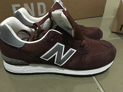 New Balance 670 Us7.5 Made in UK
