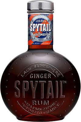 Spytail Black Ginger Spiced Rum 700mL