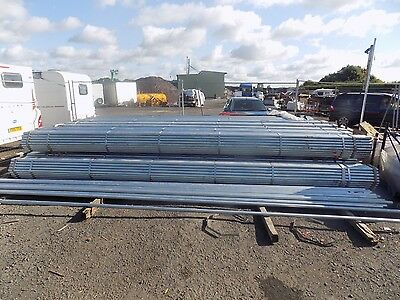 Scaffolding ALL BRAND NEW TUBE delivery available phone for a quote New Boards
