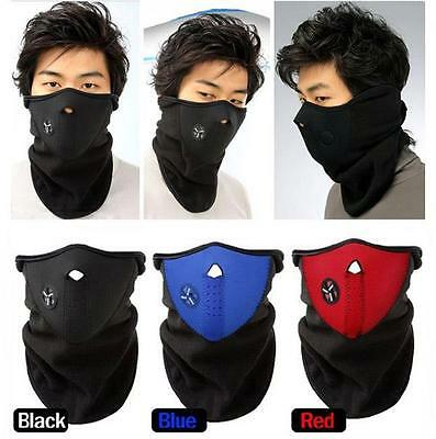 Winter Neck Warmer Warm Face Mask Cover Facemask for Sport Motorcycle Bike