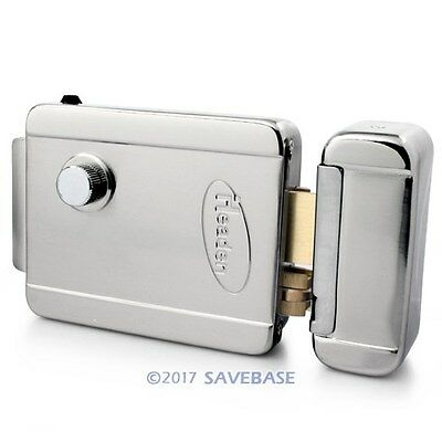 Home Stainless Steel Electronic Door Lock For Home Security Intercom System