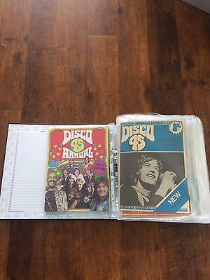 Disco 45 magazine 103 issues 1-123 (part complete)