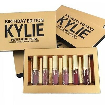 Kylie Jenner Matte Lipstick Limited Birthday Edition
