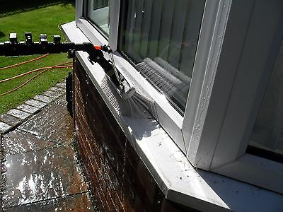 Window cleaning round Pontefract West Yorkshire