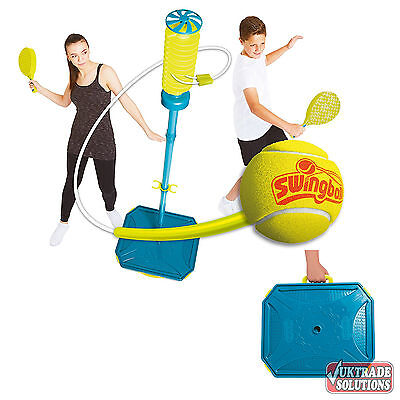 Swingball Pro Tennis Swing Ball Set Any Surface Power Play Kids Outdoor Top Game