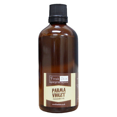 Parma Violet Fragrance Oil - Cosmetic grade can be used in soaps, candles etc