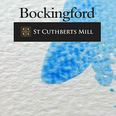 Bockingford Artist Watercolour Paper pack of ten Sheets - Options available