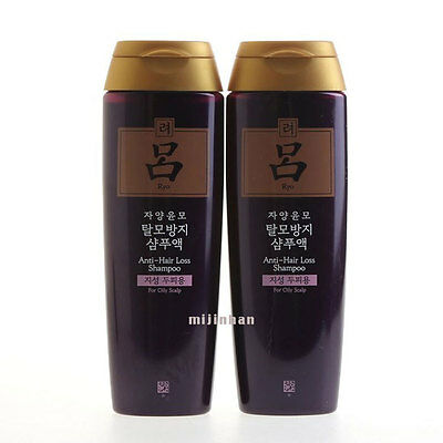 Amore Ryo Ryoe shampoo Jayangyunmo Anti hair loss 180ml For Oily hair Type Korea