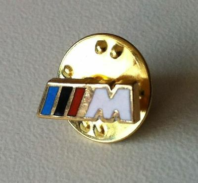 BMW M-Power Pin emailliert 13x4mm [2549]
