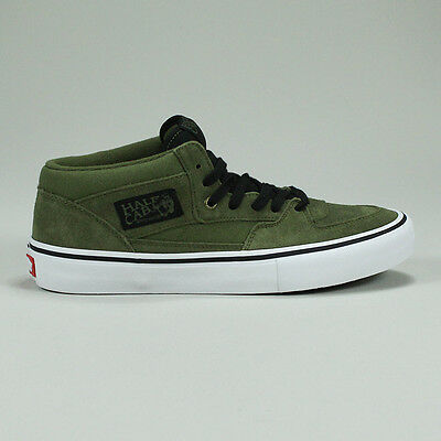 799aef94b9 Vans Half Cab Pro Trainers Pumps Shoes Winter Moss New in box UK Size 8