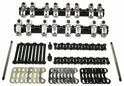 Prw 3335001 Aluminum 1.50 Ratio Rocker Arm System For Chevy 262-400