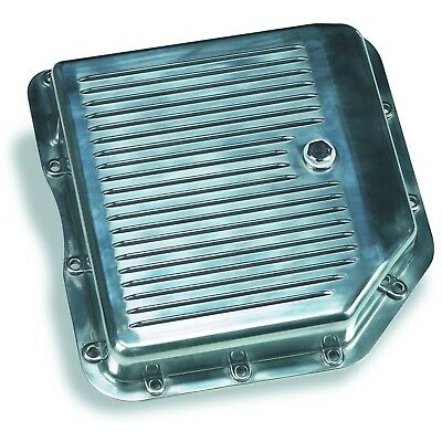 B&M 64616 Cast Aluminum Automatic Transmission Oil Pan