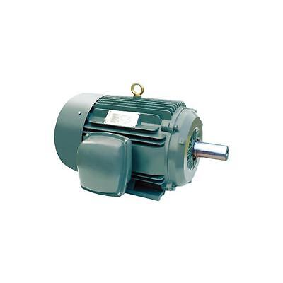 10 hp electric motor 215t 3 phase severe duty premium 1800 rpm free shipping