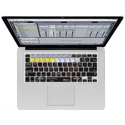 Magma Ableton Live 9 Keyboard Shortcut Cover For Apple Mac MacBook