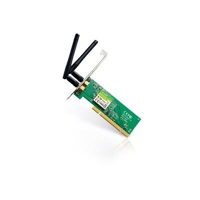 Carte PCI WiFi TP-Link 802.11n 300MBPS MiMo 2T2R 2 antennes