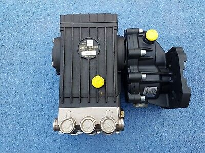 Pressure Washer Interpump Rs500 Gearbox & Ws202 Pump 200 Bar @ 21Ltrs Min 13Hp