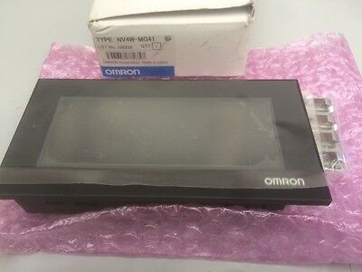 Omron touch screen NV4W-MR41 interactive display