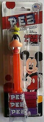 PEZ DISPENSER Mickey Mouse and Friends  GOOFY  [Carded]