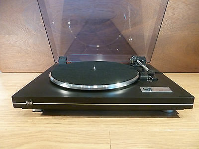 DUAL CS-430 Turntable, DUAL-Audio Technica Cartridge. Running Well