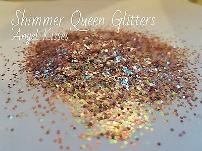UNIQUE GLITTER MIXES CHUNKY/FINE, NAIL ART, FESTIVAL, ARTS & CRAFTS, 5g BAGS