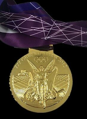 OLYMPIC GOLD MEDALS 2012 London OLYMPIC  GOLD MEDAL COLLECTION Replica